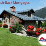 Cash-back mortgages