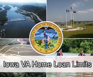 Iowa VA Home Loan Limits