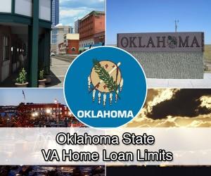 Oklahoma State VA Home Loan Limits