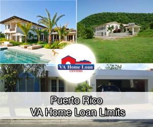 Puerto Rico VA Home Loan Limits