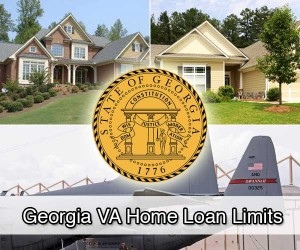georgia va home loan limit