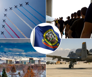idaho usa military base