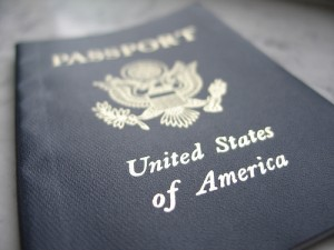 VA loan ID patriot act passport