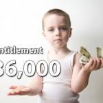 VA entitlement is $36,000