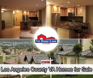 Los Angeles, California VA Military Homes for sale
