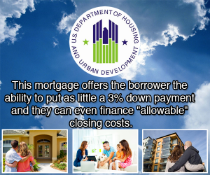 fha backed mortgage