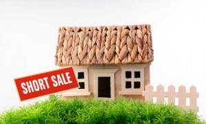 What is a short sale for va homes