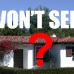 5 reasons house won't sell