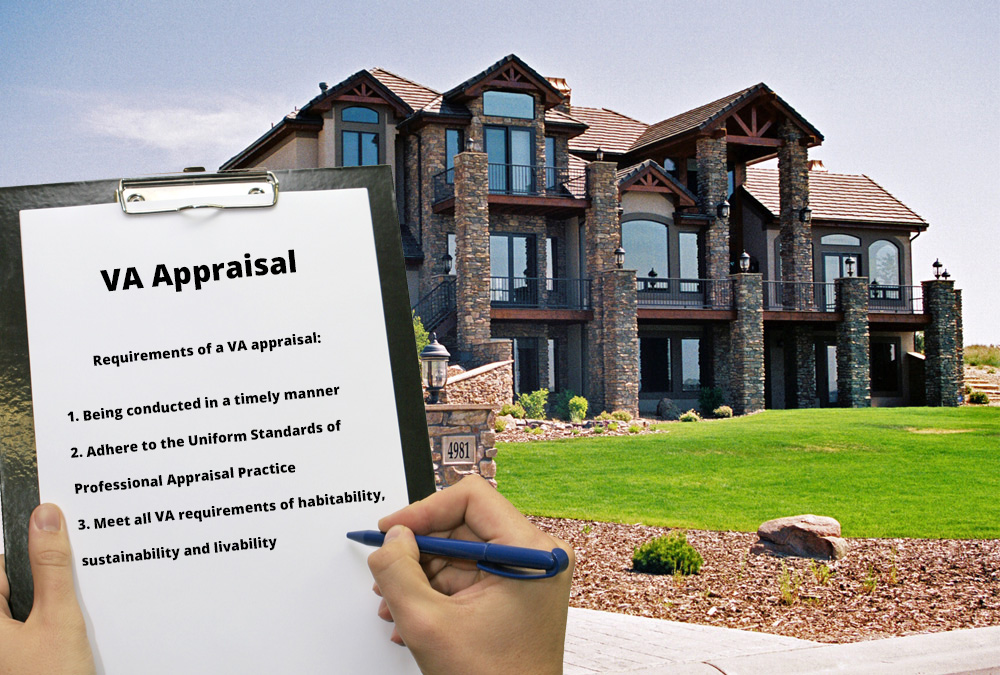 How long is a va appraisal valid va home loan centers for What do appraisers look for