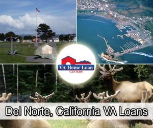 Del Norte, California VA Home Loan Info