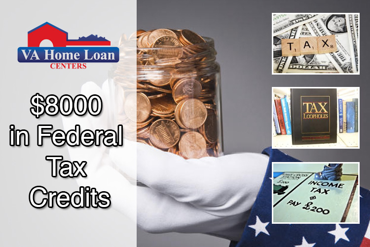 first time home buyer tax credits are available when you get a va loan. Black Bedroom Furniture Sets. Home Design Ideas