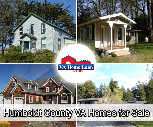 Humboldt County, California VA Loans & VA Homes For Sale
