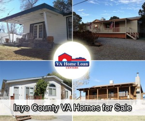 inyo county military homes for sale