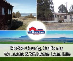Modoc County, California homes for sale