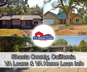 Shasta County, California homes for sale