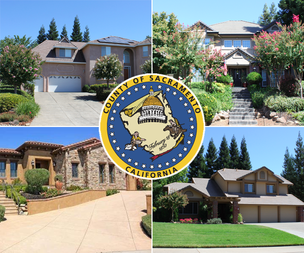 Sacramento County Homes