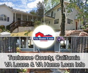 Tuolumne County california homes for sale