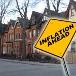 real estate inflation
