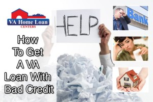 bad credit va loan