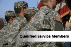 benefits for qualified service members