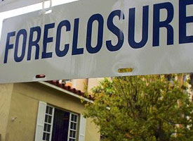 va home foreclosure
