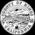 kings county california seal