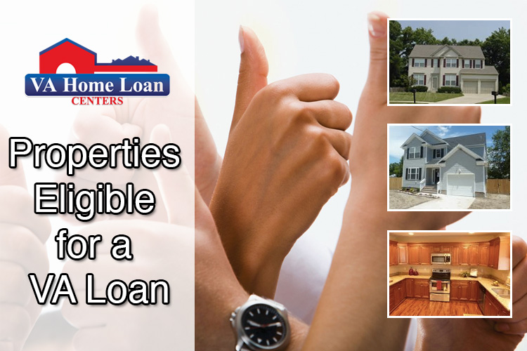 Properties Eligible For A Va Loan Va Hlc