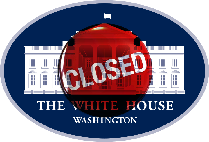 washington closed