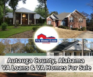 homes for sale in Autauga County