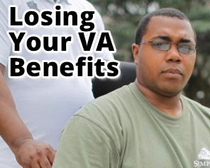 losing my va benefits