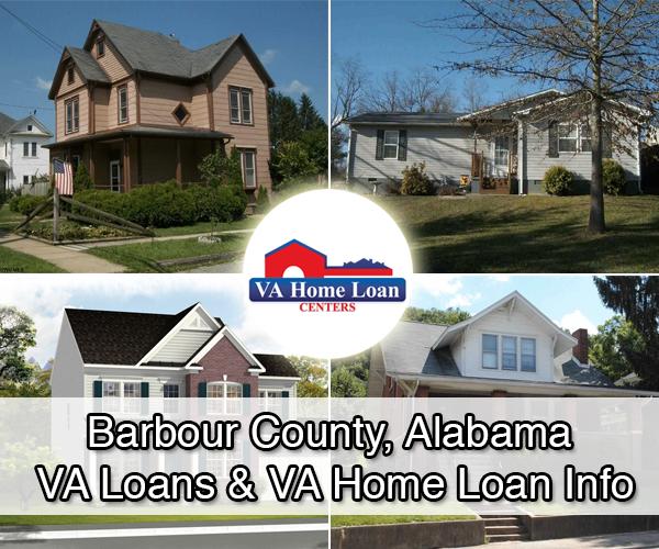 Barbour County Alabama Va Loans Va Home Loan Info Va Hlc