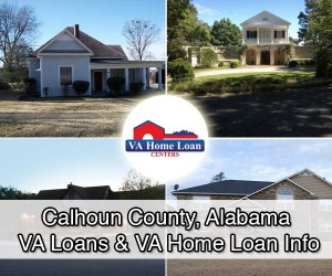 homes for sale in calhoun county alabama