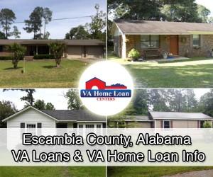 va homes for sale in escambia county AL
