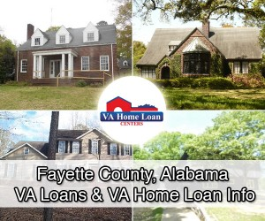 homes for sale in fayette county al