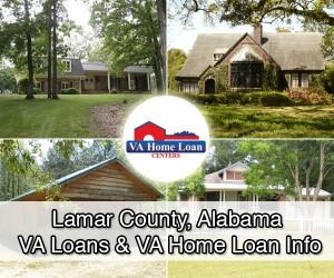 Lamar County, Alabama VA Home Loan Information