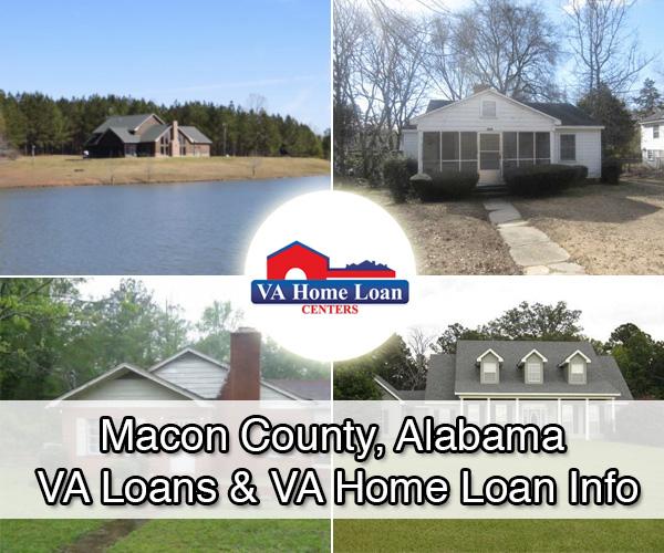 Macon County, Alabama VA Home Loan & Property Info