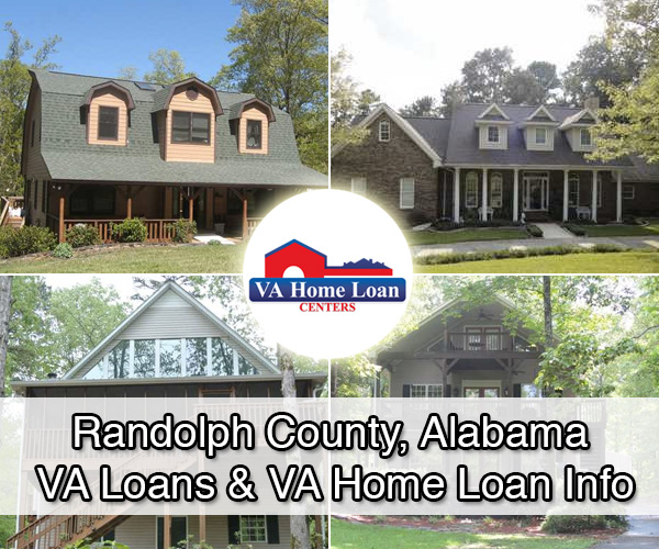 Randolph County Alabama Va Real Estate Property Info