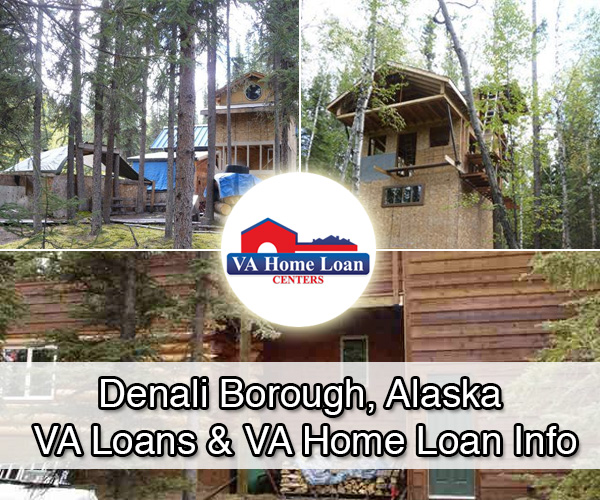 Denali Borough VA Real Estate Home Loan Information