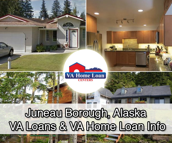 Juneau borough alaska va property home loan va hlc for Alaska home builders