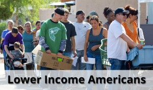 low income americans