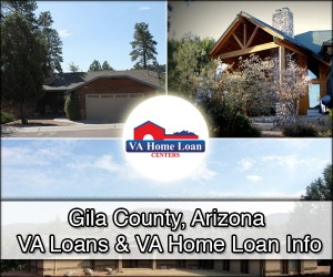 Gila County, Arizona homes
