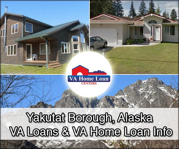 Yakutat borough alaska va home loan info for Alaska home builders