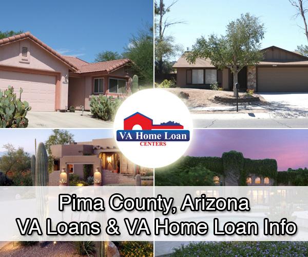 Pima County, Arizona VA Property & Home Loan Information