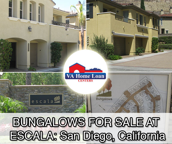 Bungalows For Sale In Virginia: BUNGALOWS FOR SALE AT ESCALA: San Diego, California