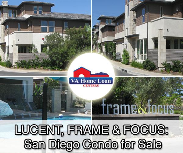 LUCENT, FRAME & FOCUS: San Diego Condo for Sale