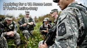 apply for va home loan