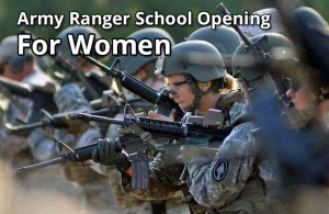 Army ranger school For Women