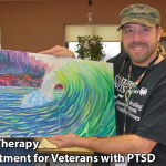 art therapy for veterans with PTSD