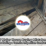 7 house buying mistakes to avoid