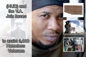 why are veterans homeless in america